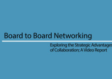 ECVO – Board to Board Networking